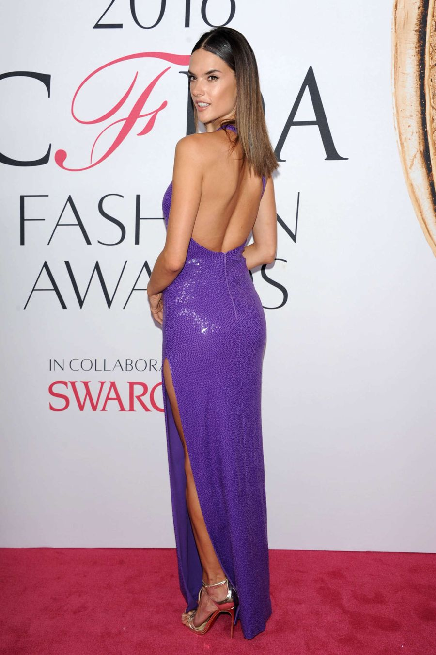 Alessandra Ambrosio - 2016 CFDA Fashion Awards in New York