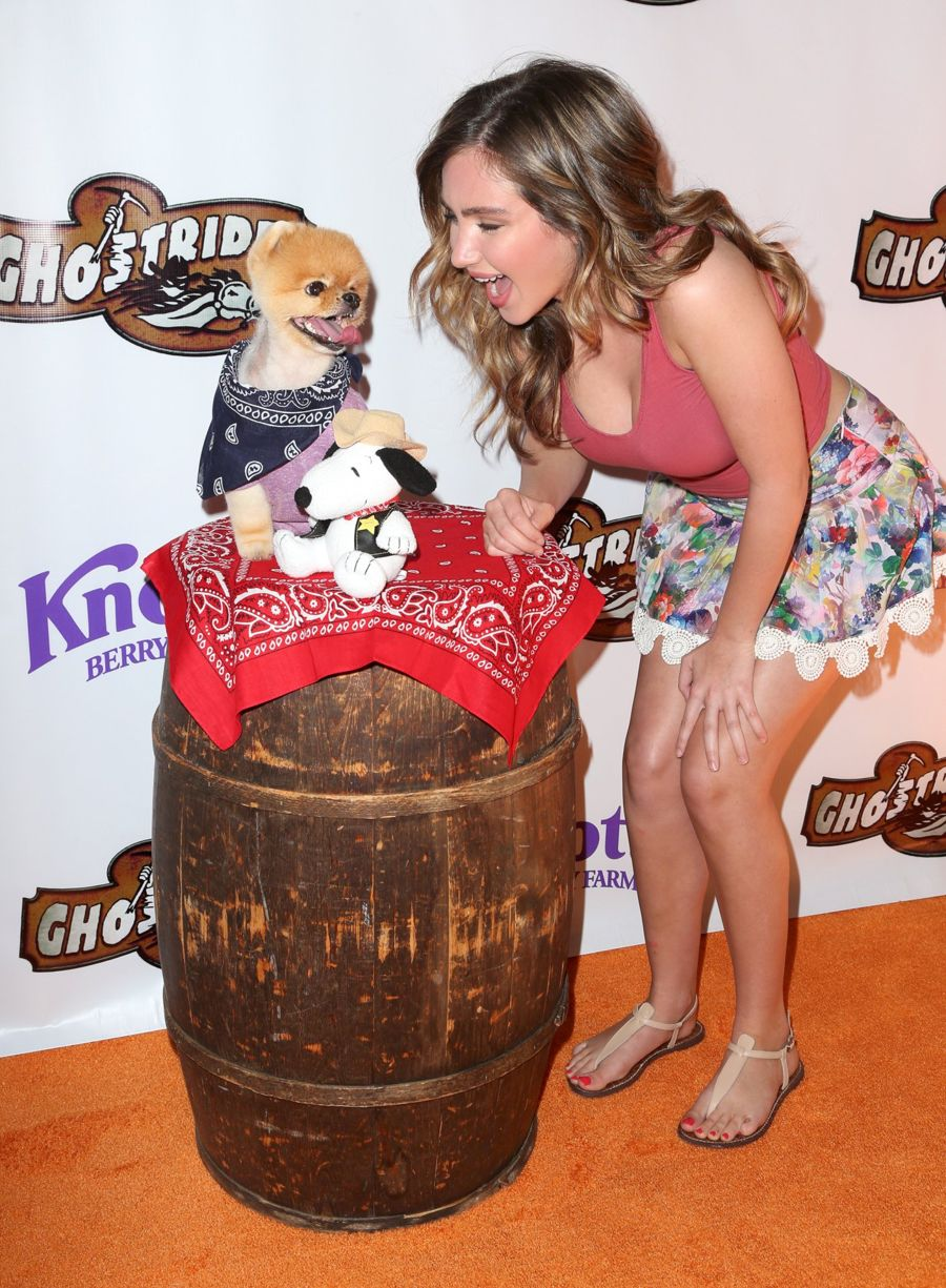 Ryan Newman - Ghost Rider Rides Again Event