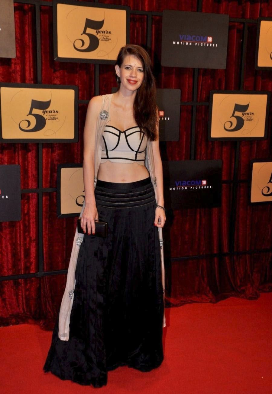 Kalki Koechlin Looks Stunning wearing Separates