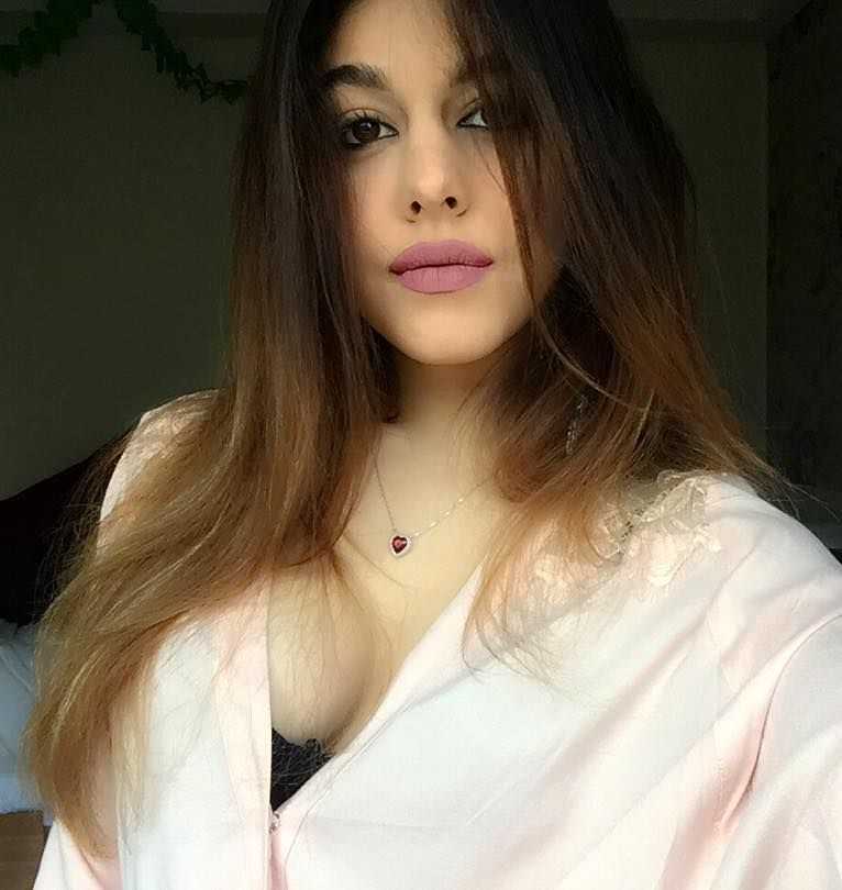 Meet Aalia Ebrahim, Daughter of Pooja Bedi