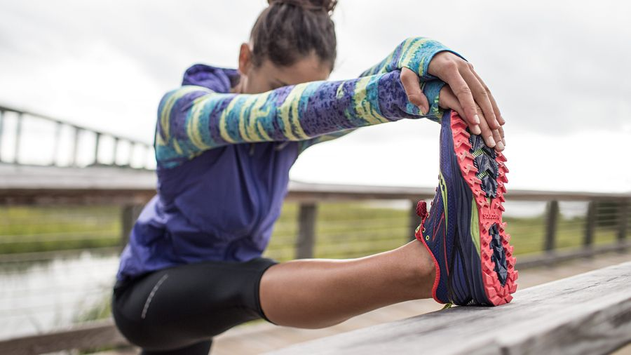 Allison Stokke - Saucony Photoshoot