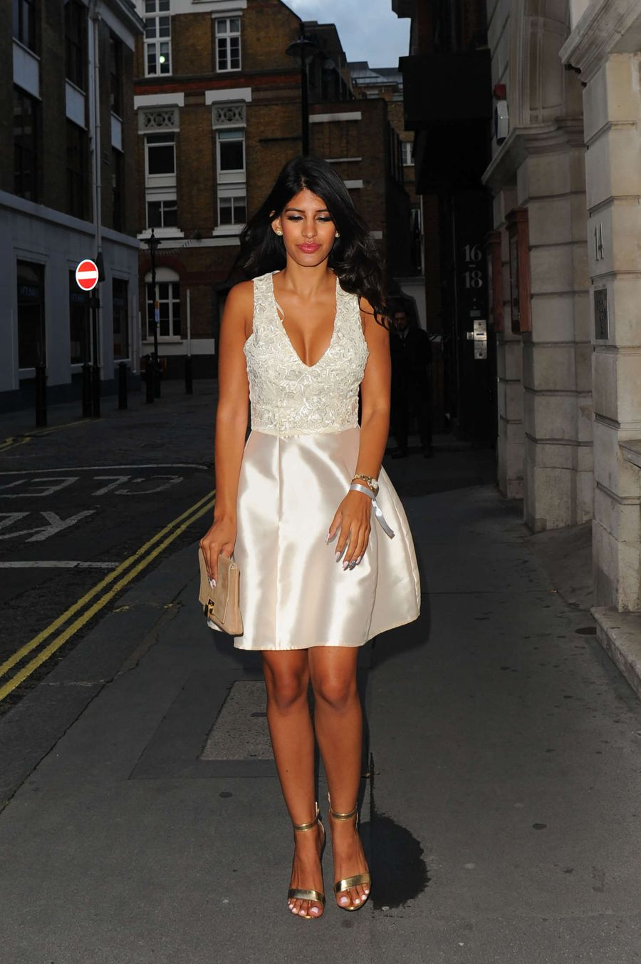 Jasmin Walia at Lelo Hex Launch Party in London