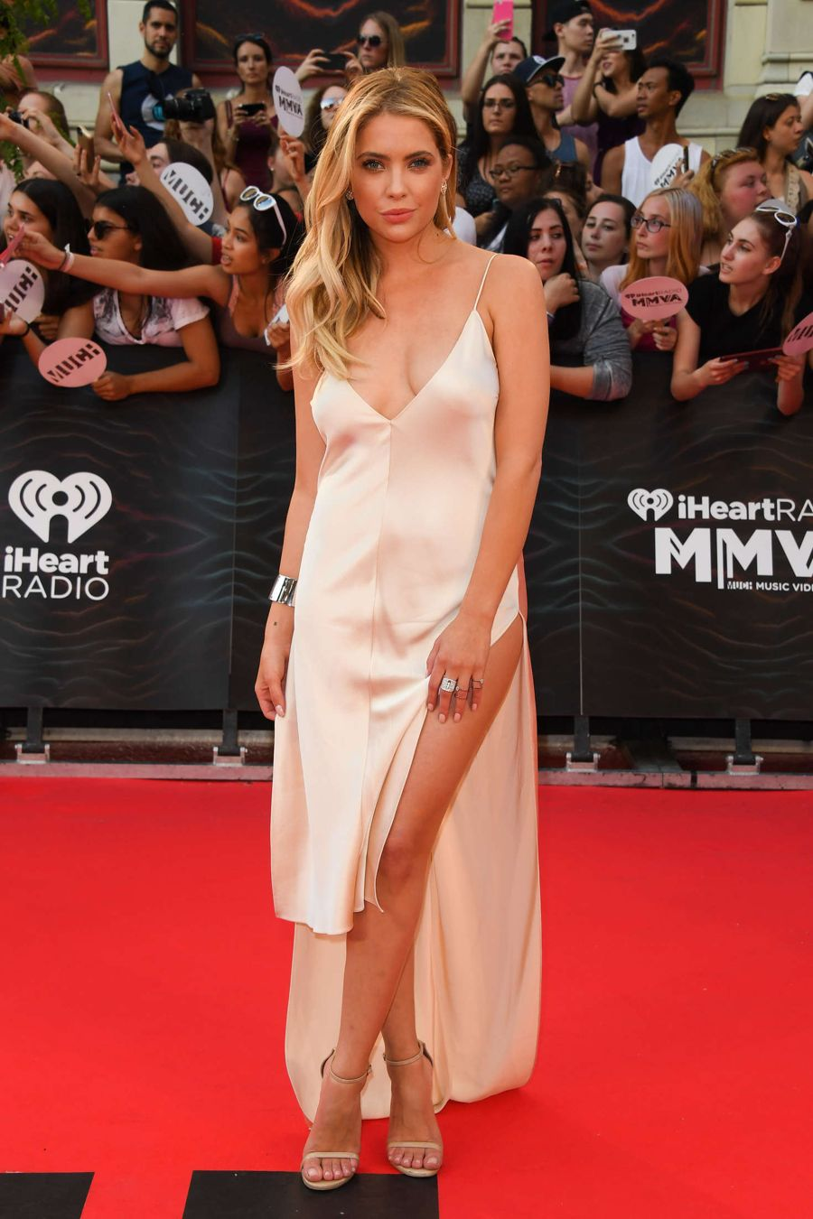 Ashley Benson - MuchMusic Video Awards 2016 in Toronto