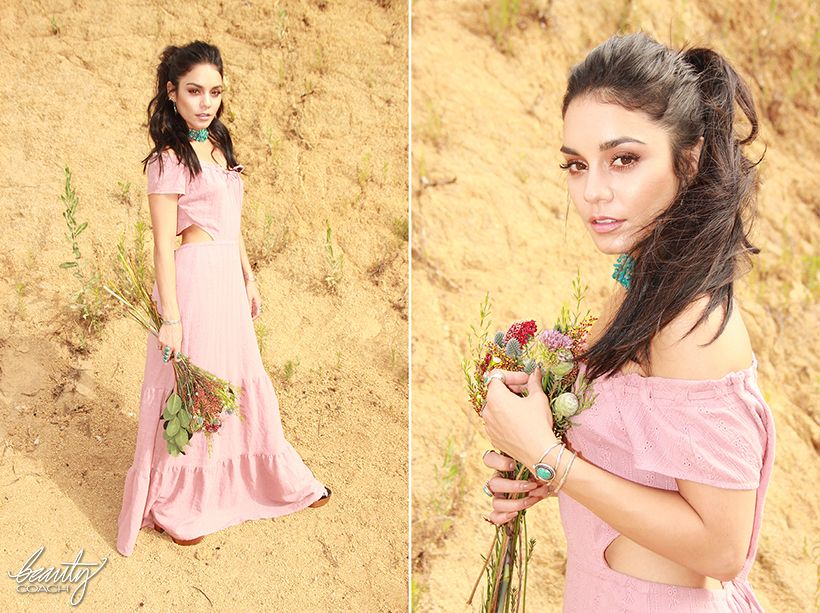 Vanessa Hudgens - Beauty Coach Photoshoot (June 2016)