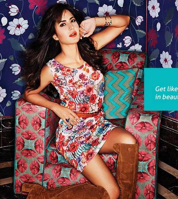Katrina Kaif promotes Tops & Tees from FBB