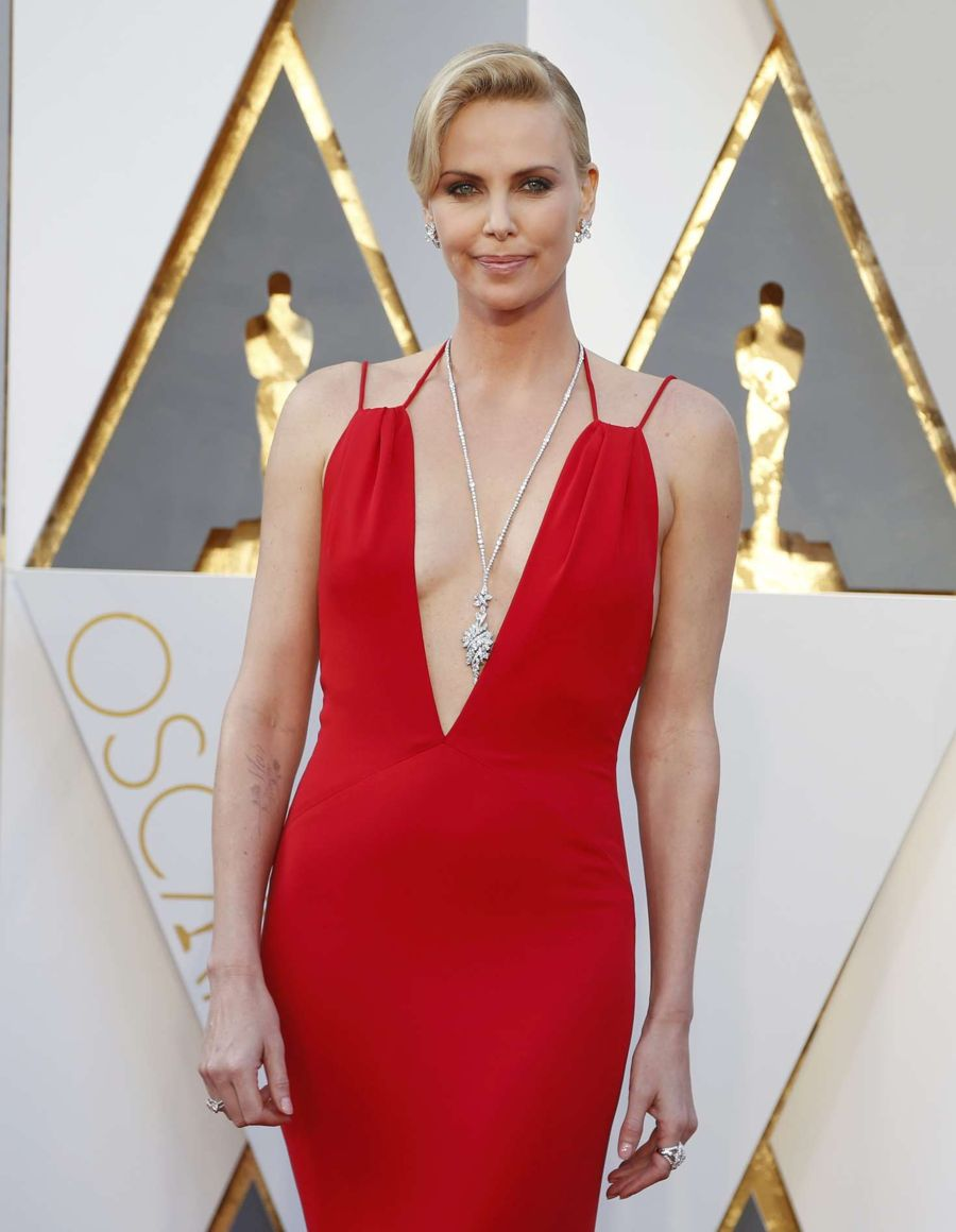 Charlize Theron - 2016 Academy Awards in Hollywood