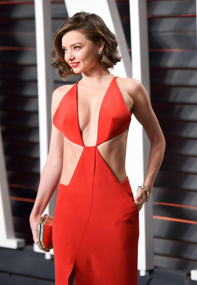 Miranda Kerr - 2016 Vanity Fair Oscar Party