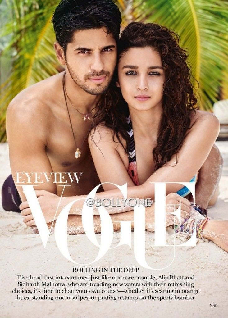 Alia Bhatt Shows her Chemistry with her Boyfriend Again