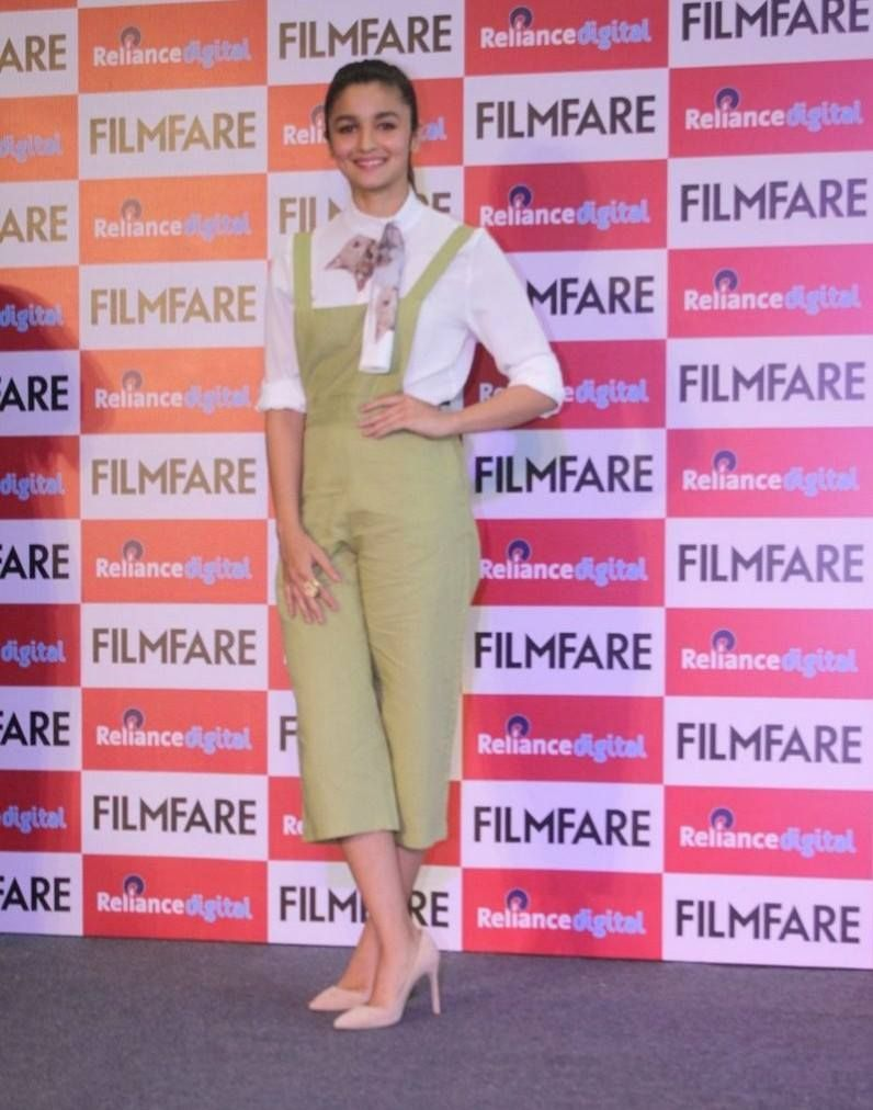 Alia Bhatt On First Look Launch of Kapoor and Sons