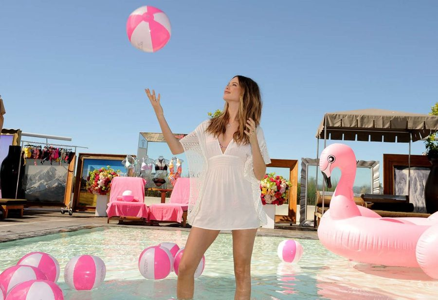 Behati Prinsloo - Victoria's Secret Swim Launch 2016