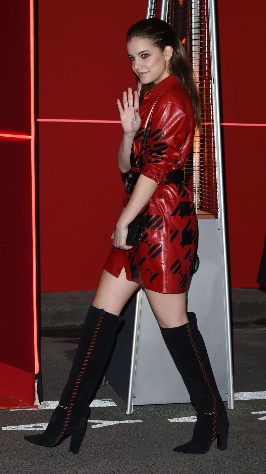 Barbara Palvin - Attends at L'Oreal Red Obsession Party