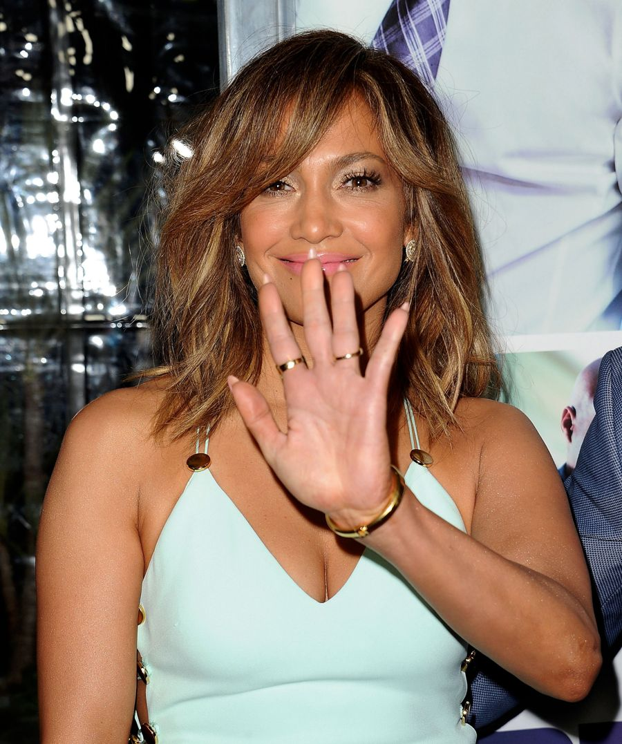 """Jennifer Lopez """"The Perfect Match"""" Premiere in Los Angeles"""