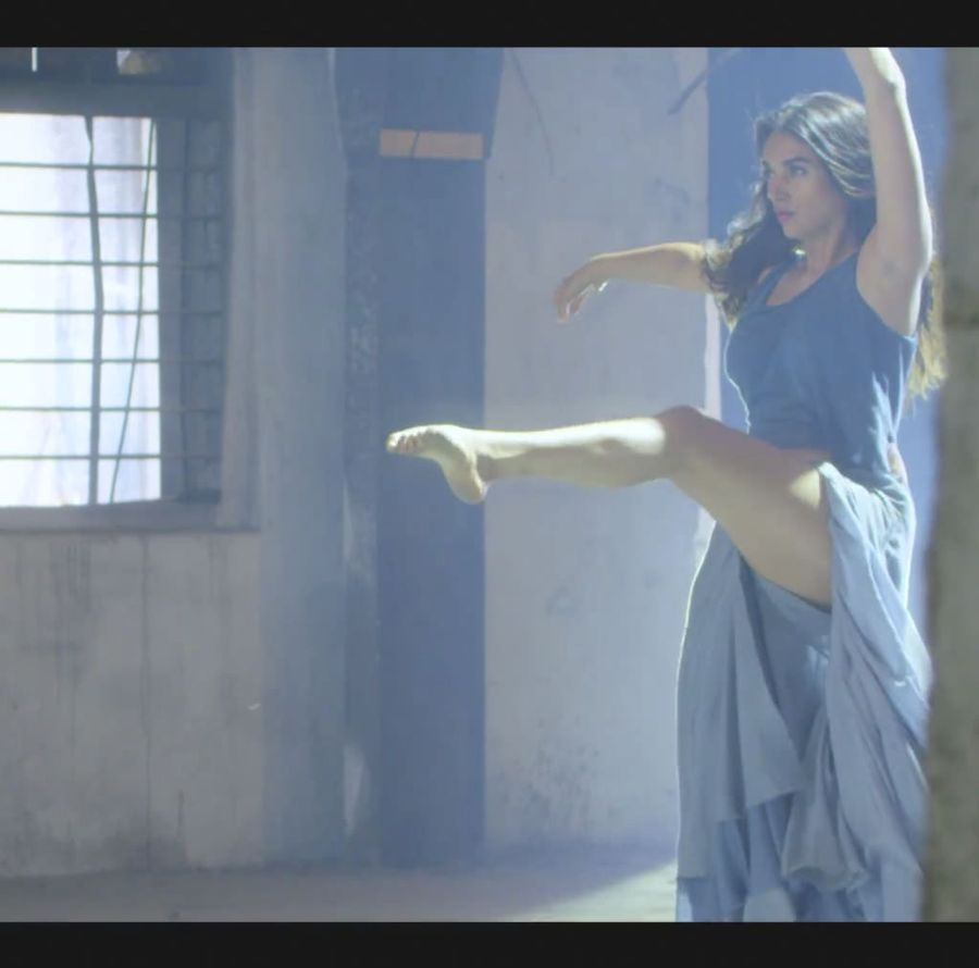 Aditi Rao Hydari Dances with Passion