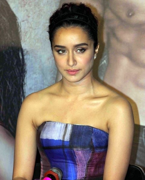 Shraddha Kapoor On Media Interaction at Trailer Launch