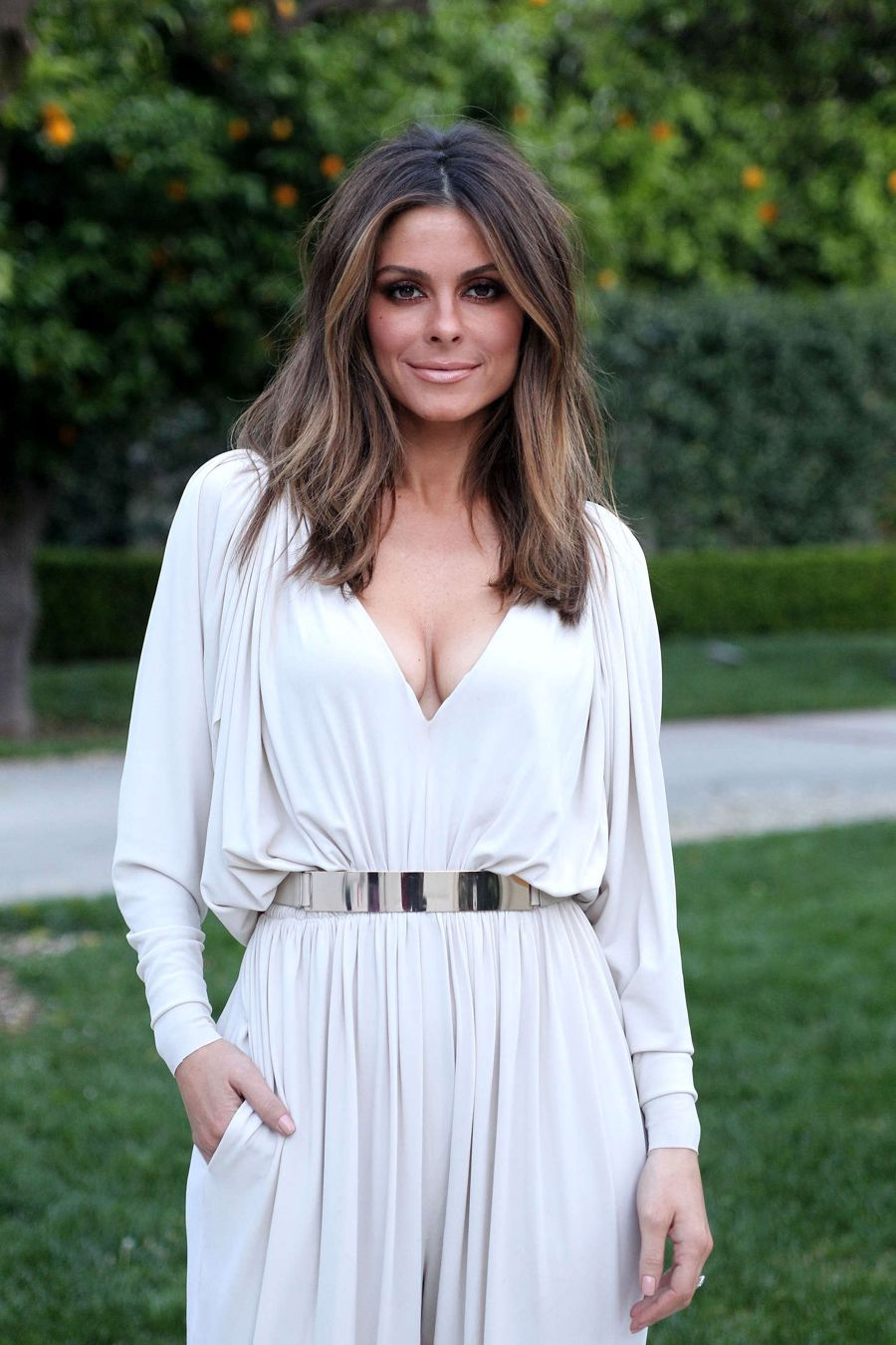 Maria Menounos - The Tomorrow Show Photoshoot
