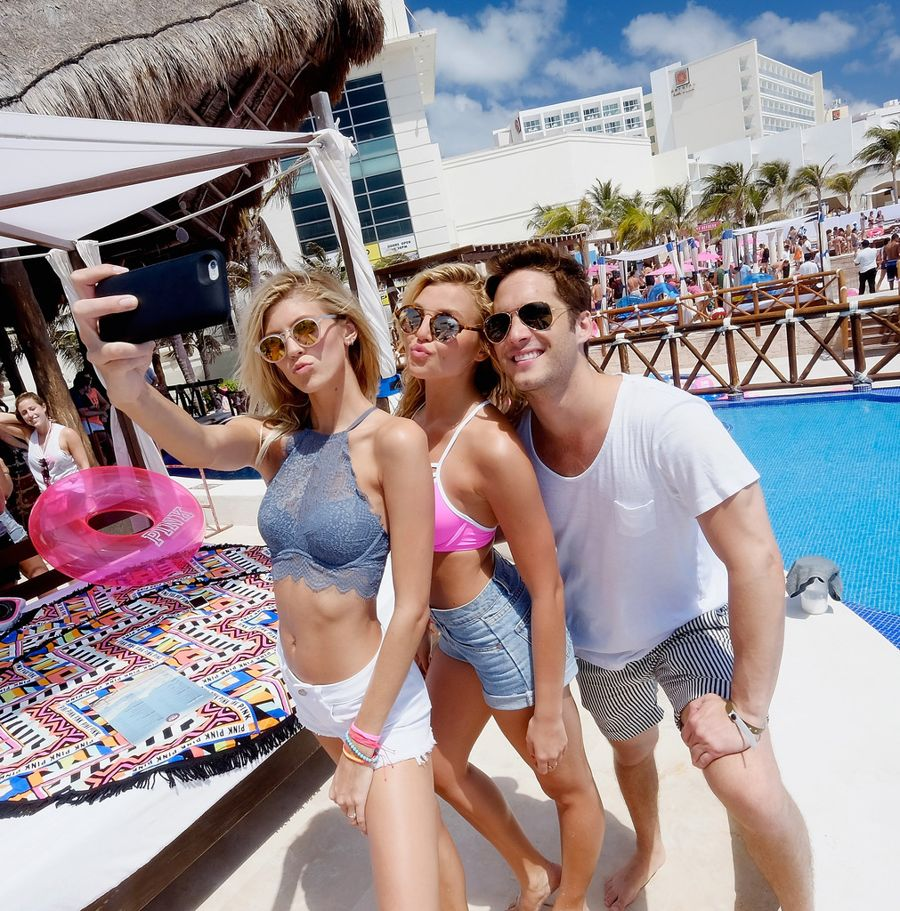 Victoria's Secret PINK Nation Spring Break Beach Party