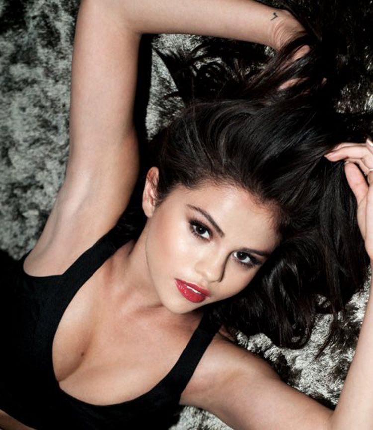 Selena Gomez by Jake Bailey Photoshoot