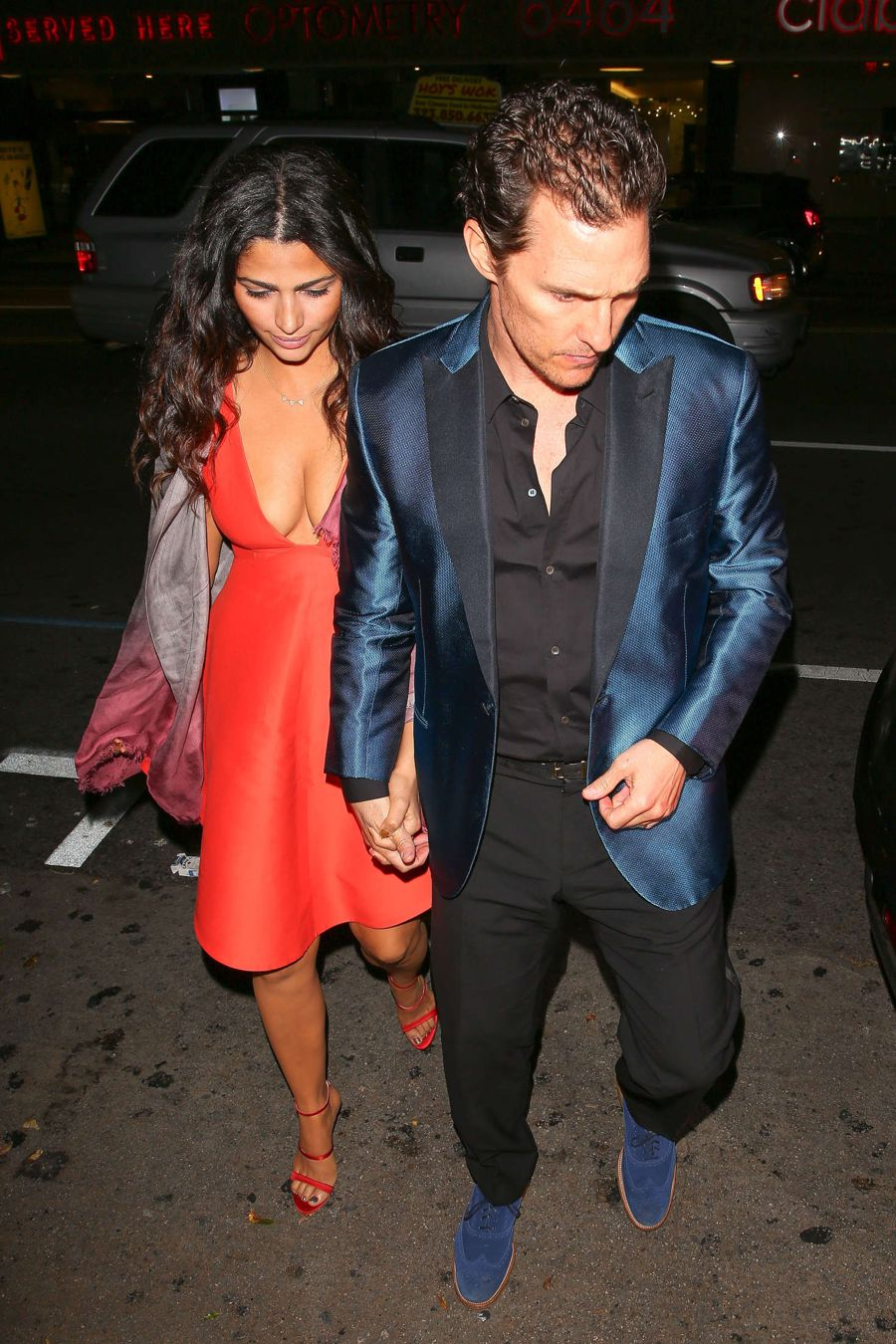 Camila Alves at Reese Witherspoon's 40th Birthday Party