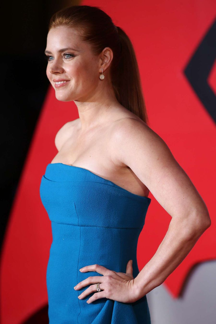 Amy Adams 'Batman V Superman: Dawn Of Justice' Premiere
