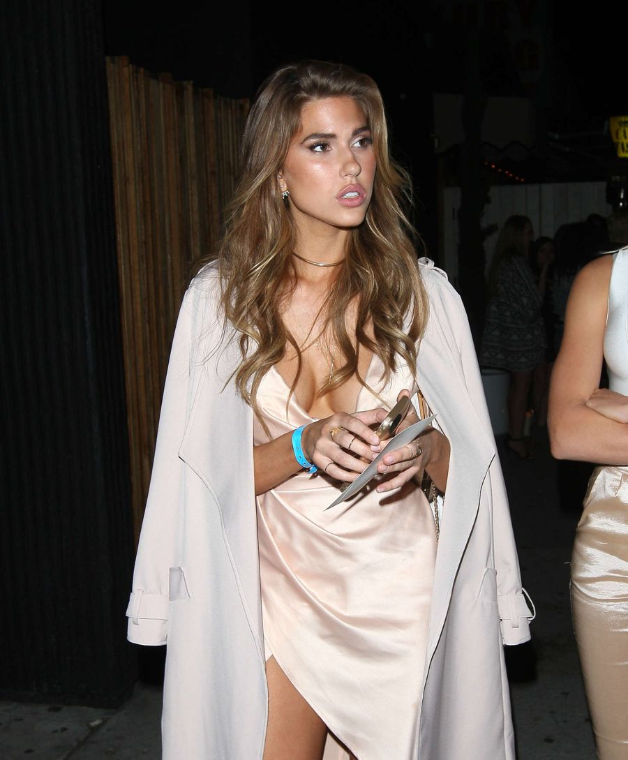 Kara Del Toro at The Nice Guy Club in West Hollywood