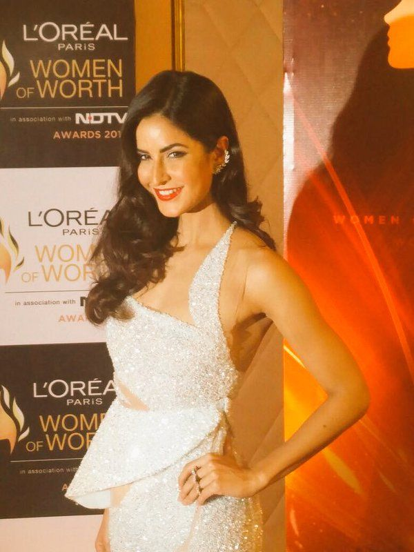 Katrina Kaif at the Women of Worth Awards
