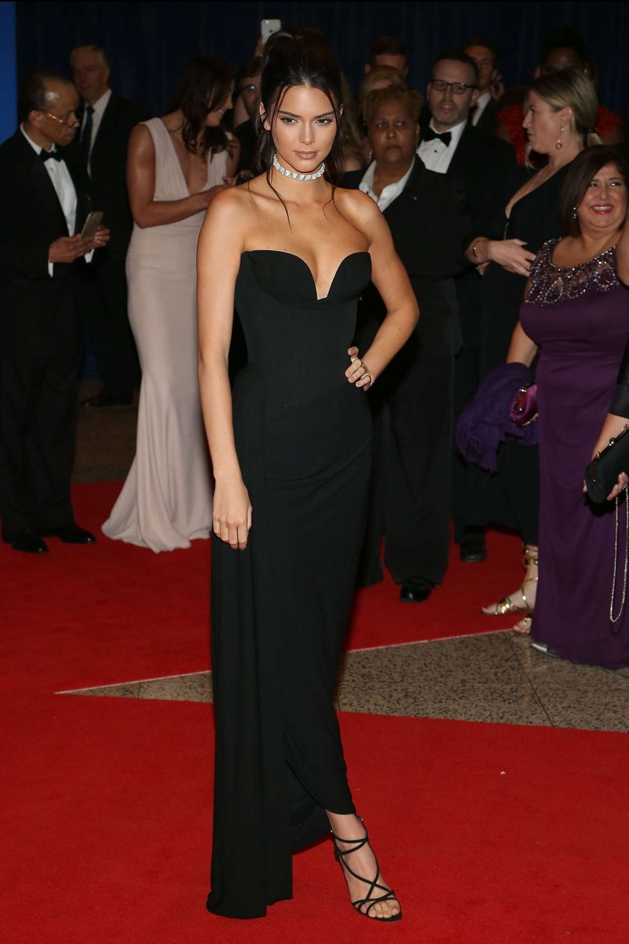 Kendall Jenner - White House Correspondents Dinner