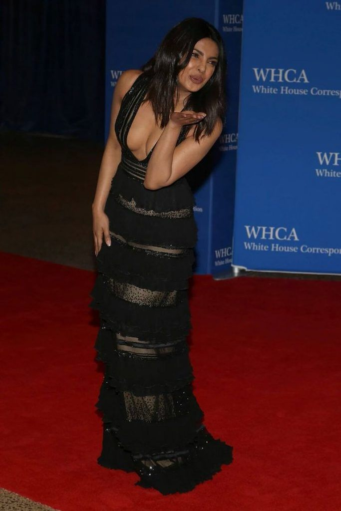 Priyanka Chopra at White House Correspondents Dinner
