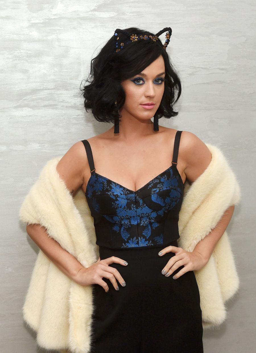 Katy Perry - COVERGIRL Kat Matte Launch in New York