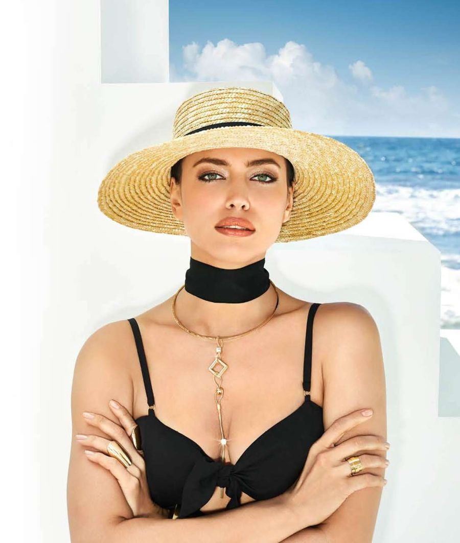 Irina Shayk - Bebe Magazine (May 2016)