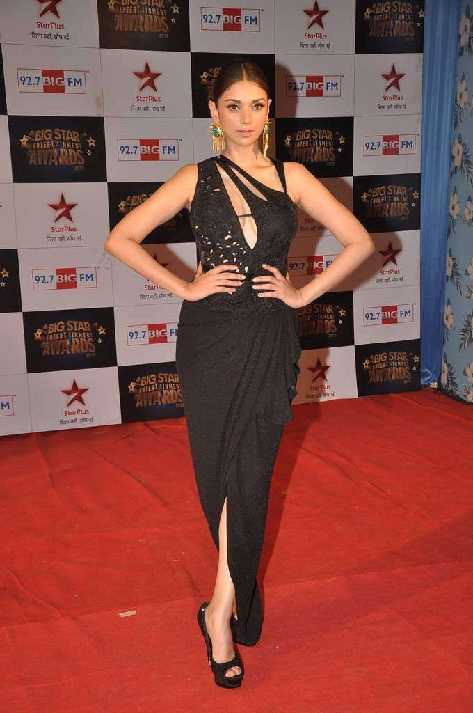 Aditi Rao Hydari at Big Star Entertainment Awards