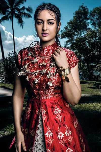 Sonakshi Sinha Photoshoot For Harper Bazaar May 2016