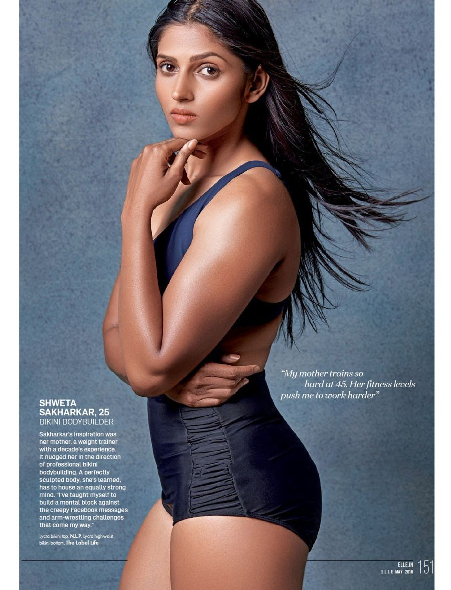 Strong Women of India - Elle Magazine (May 2016)