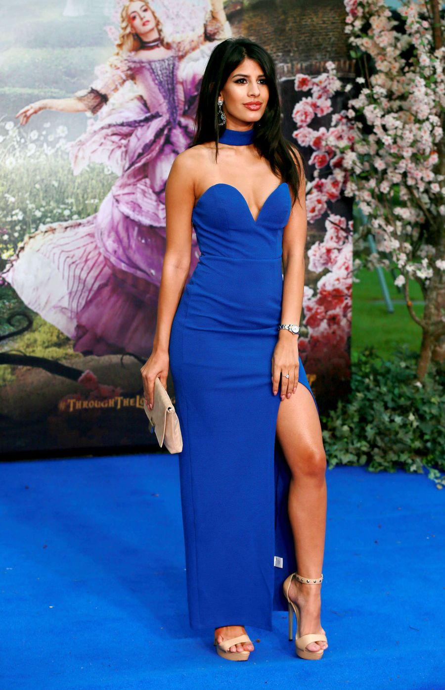 Jasmin Walia - 'Alice Through Looking Glass' Premiere