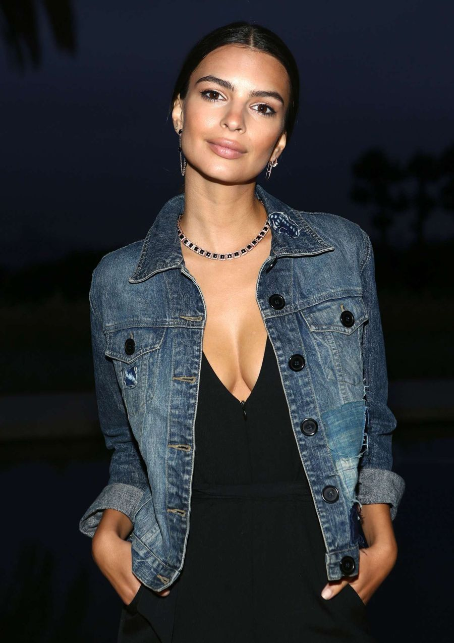 Emily Ratajkowski - Yoox x Studio 189 Party in L.A.
