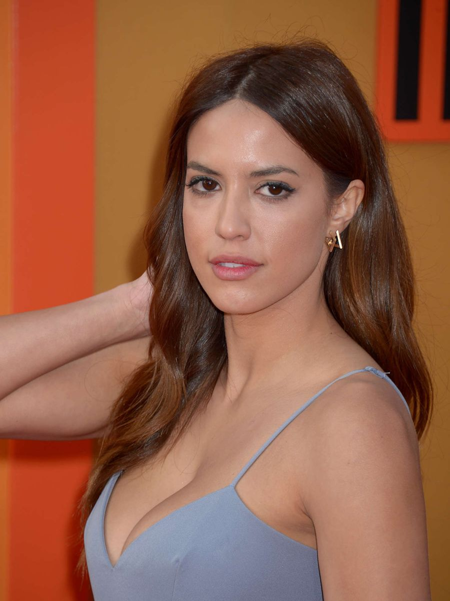 Murielle Telio - 'The nice Guys' Premiere in L.A.