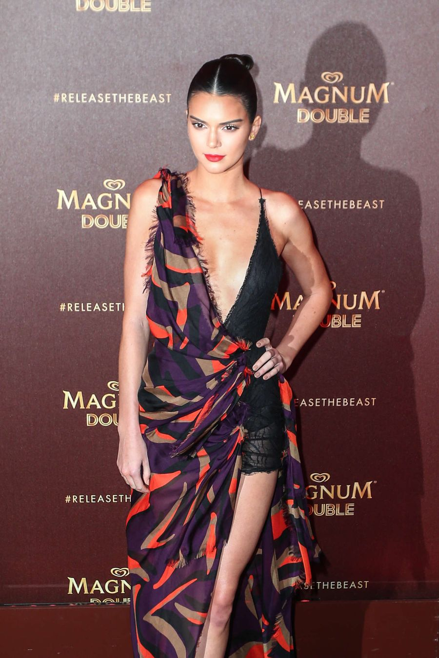 Kendall Jenner - Magnum Party in Cannes