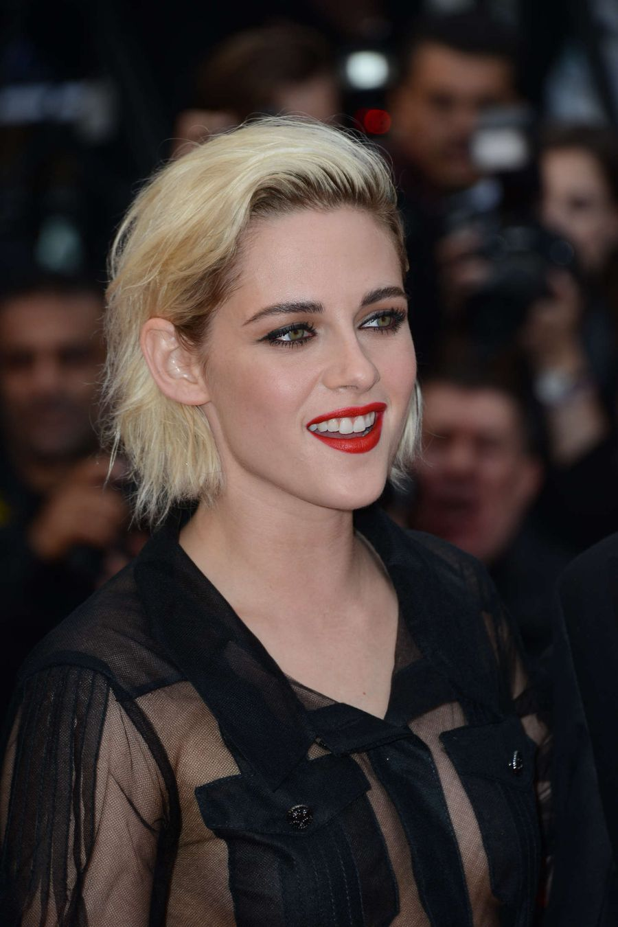 Kristen Stewart - 'Cafe Society' Premiere at Cannes
