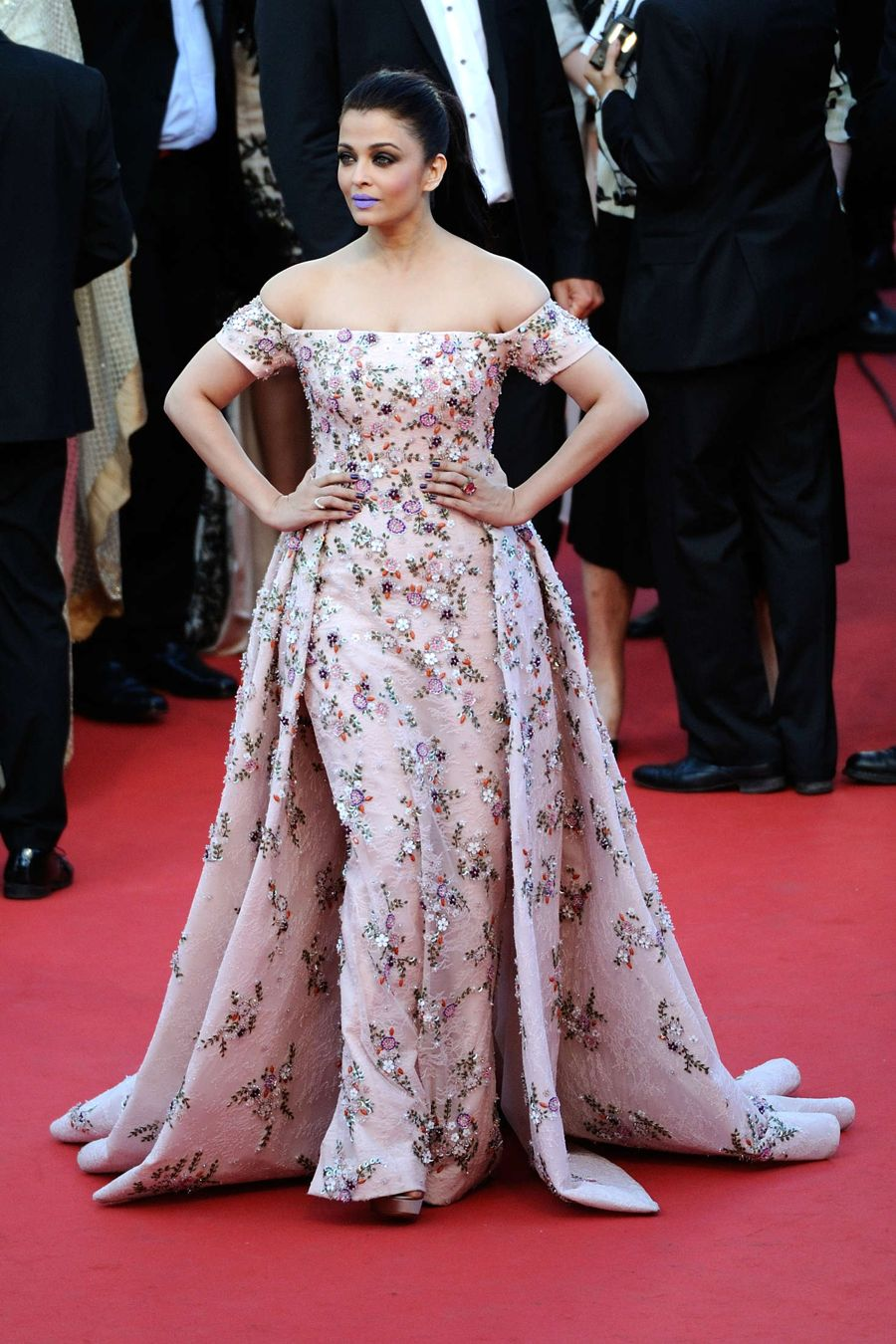Aishwarya Rai - 'From the Land of Moon' Premiere Cannes