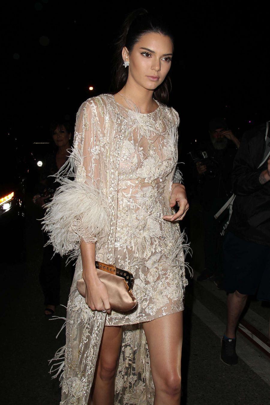 Kendall Jenner - Chopard Party at 2016 Cannes Film Festival