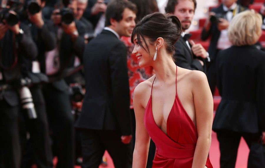 Bella Hadid - 'The Unknown Girl' Premiere at 2016 Cannes
