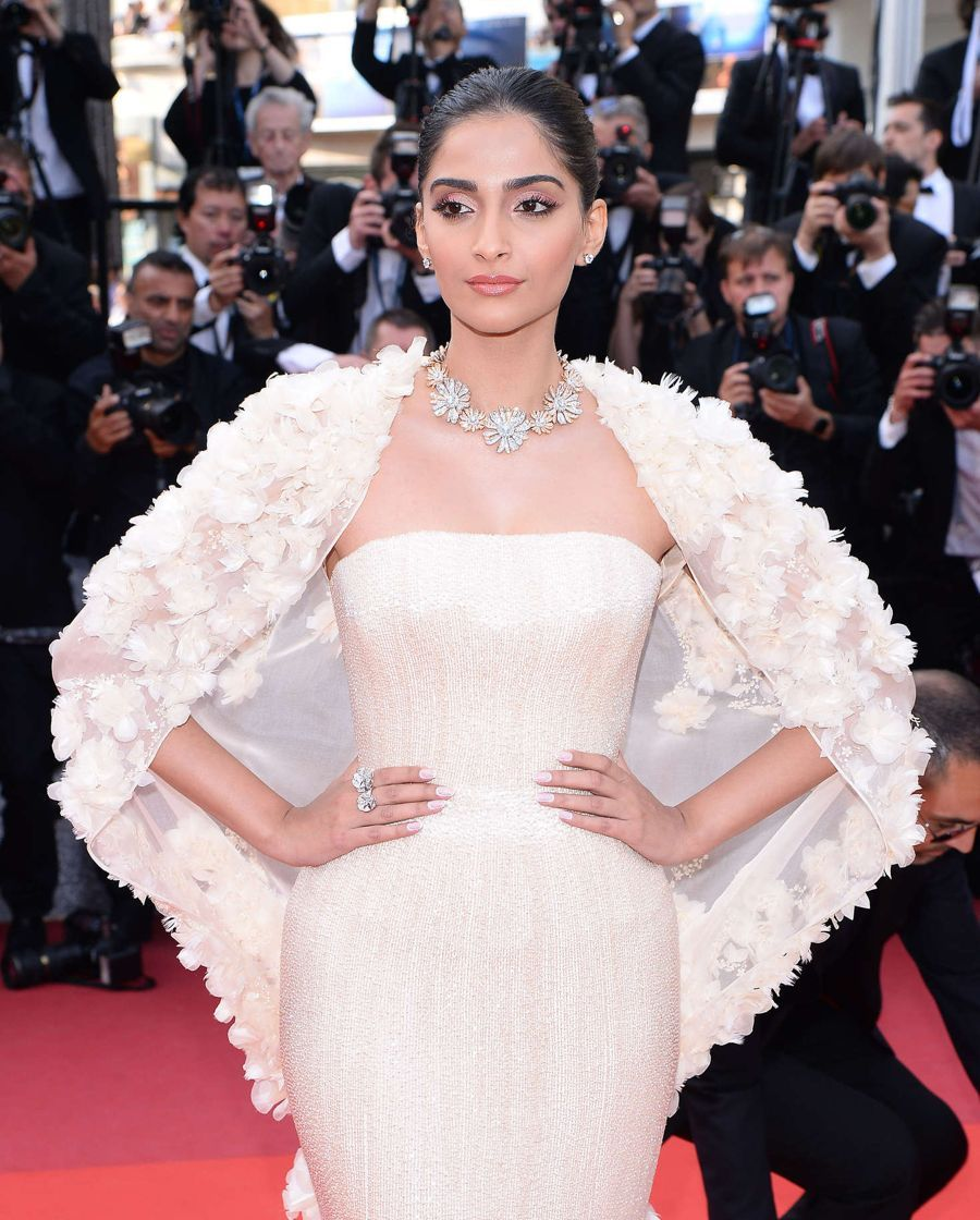 Sonam Kapoor - 'Loving' Premiere at 2016 Cannes