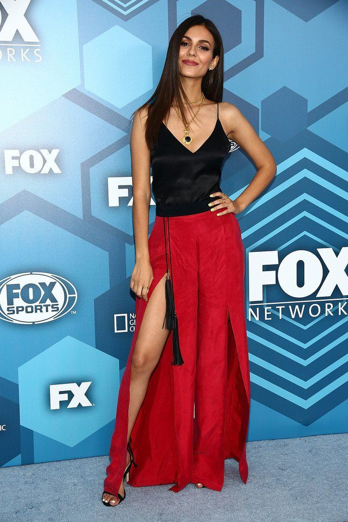 Victoria Justice - FOX 2016 Upfront in New York