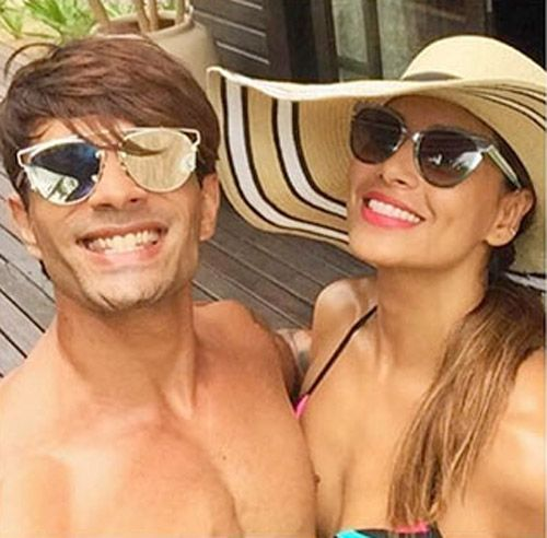 Bipasha Basu On Her Honeymoon!