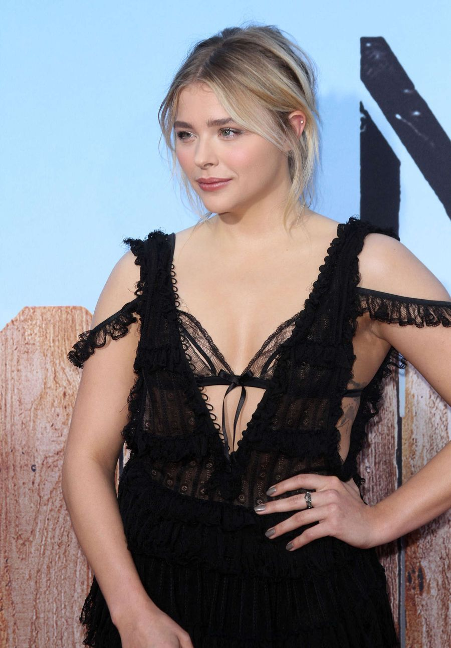 Chloe Moretz - 'The Neighbors 2' Premiere in L.A.
