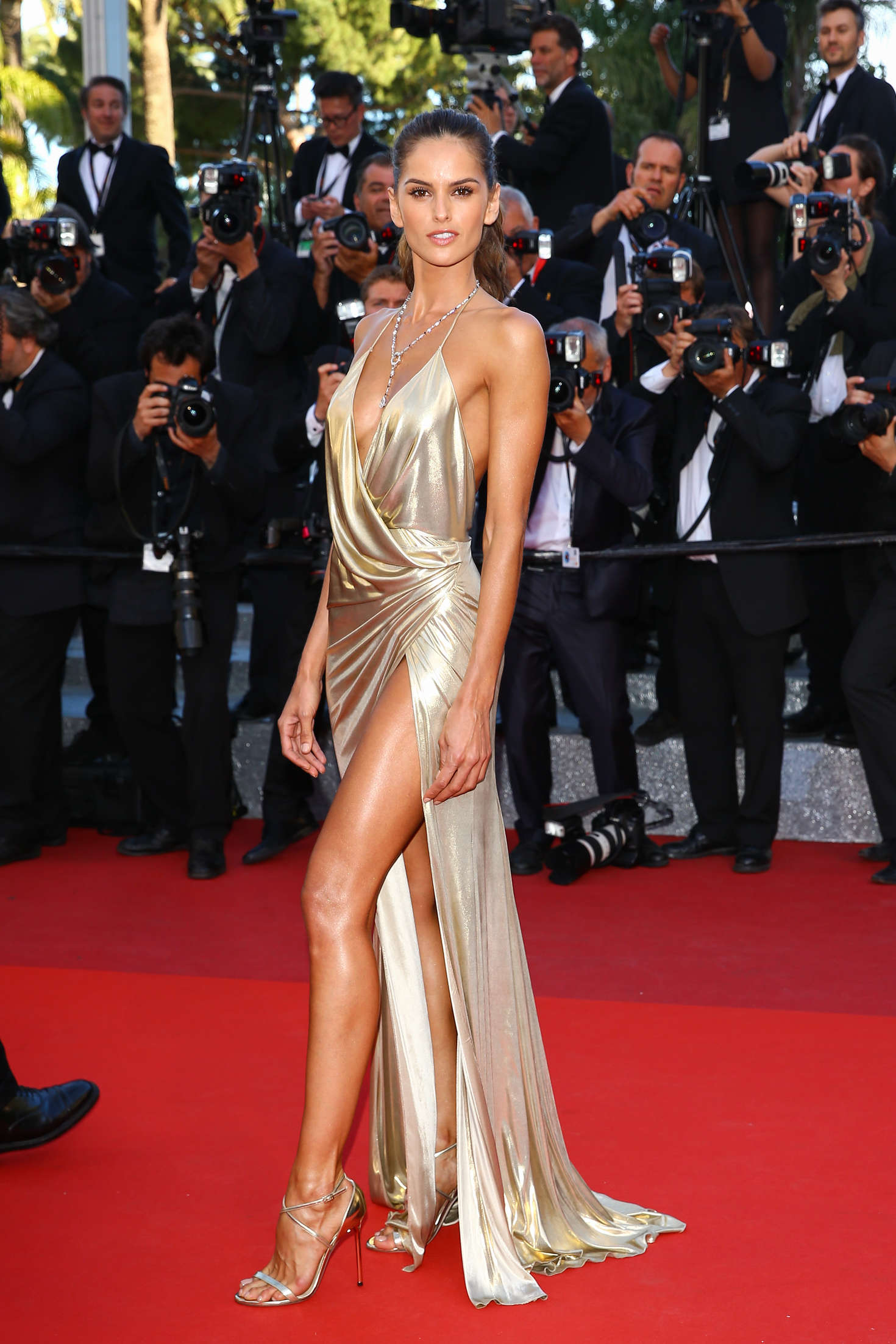 Izabel Goulart - 'The Last Face' Premeire at Cannes