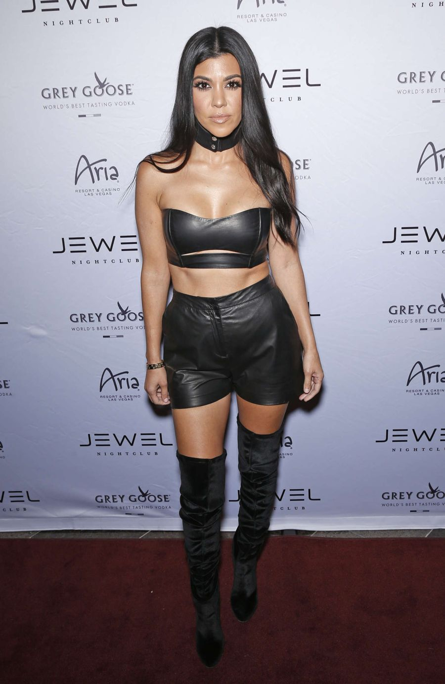 Kourtney Kardashian - Jewel Nightclub Grand Opening