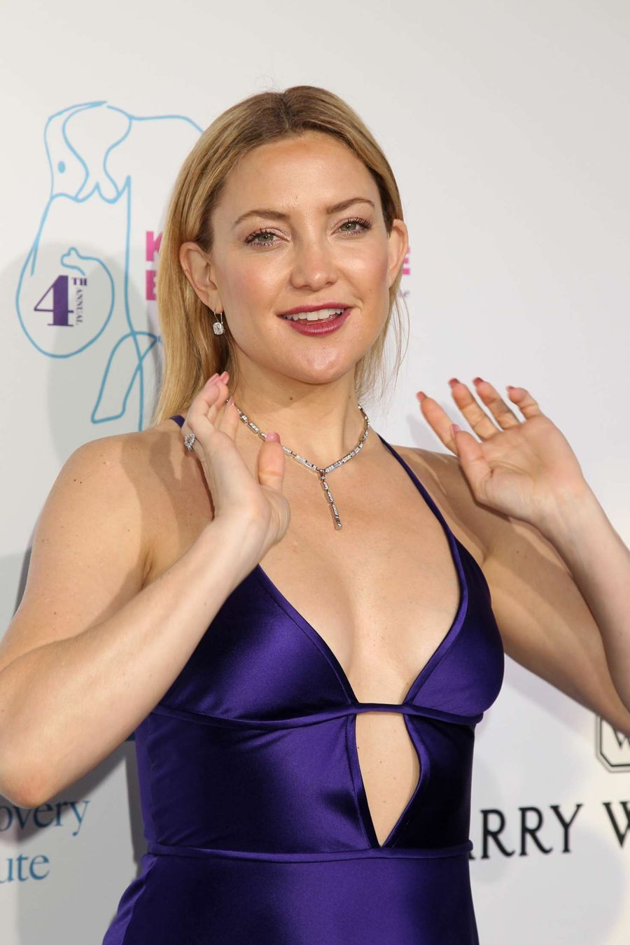 Kate Hudson at Kaleidoscope Ball Held in Culver City