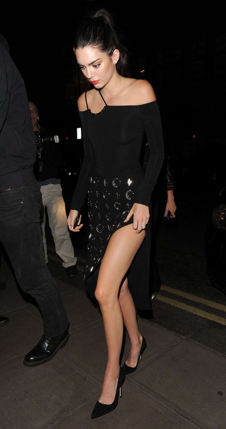 Kendall Jenner - Launch of 'The Estee Edit' in London