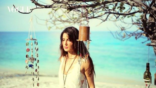 Katrina Kaif on Vogue Magazine June 2016
