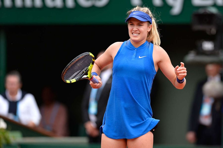 Eugenie Bouchard - Roland Garros 2016 in Paris